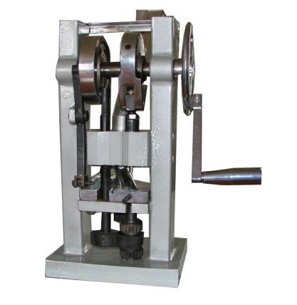 TDP-0T Hand-cranking Western medicine tablet press machine