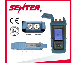 fiber optical light source and optical power meter
