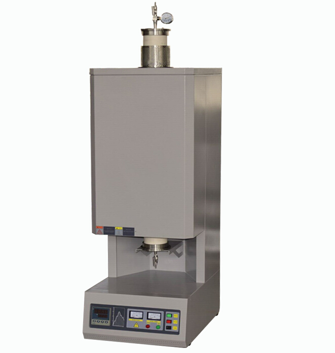 1700c laboratory vertical tube furnace(O.D 80mm*1000mmLength)