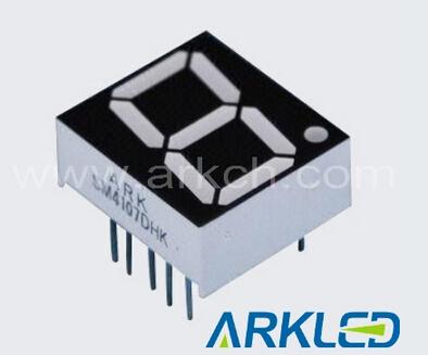 Единичная лампа с цифровой индикацией SM107DHK