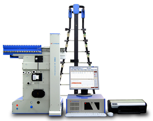 CT2000 Evenness Tester