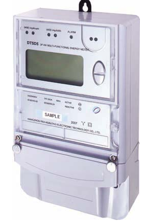 DTSD5-M Electronic Poly-phase multi-functional meter for commercial & Industrial applications