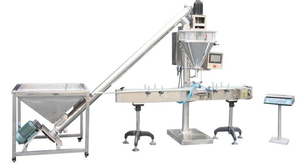 Semi-automatic Powder Filling Machine MQD-5F