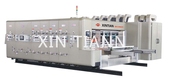 Xin Tian XT-G Series High-speed Printing Slotting Die-cutter