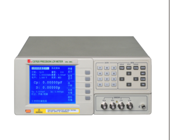 Precision LCR meter