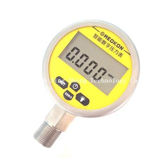 All stainless steel high-precision digital pressure gauge / digital pressure meter/ battery-powered
