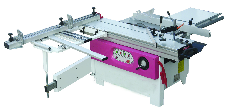 Sliding table saw MJ6116TD