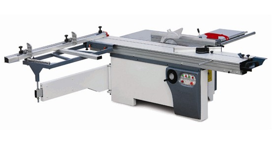 Sliding table saw MJ6130TD