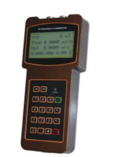 ZYF-2000H Handheld Ultrasonic Flow Meter