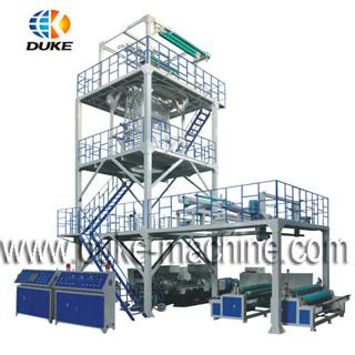 PE Multi-layer Co-extrusion Film Blowing Machine