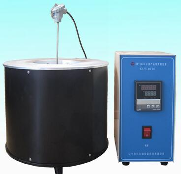 HK-1025 Carbon residue tester for petroleum products