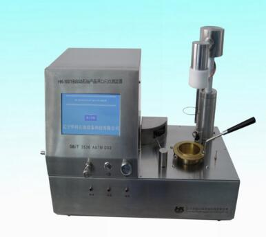 HK-1001B Fully automatic open cup flash point tester Cleveland open cup method