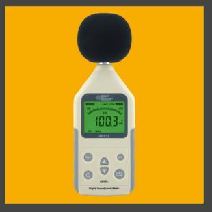 AR814 Sound Level Meter