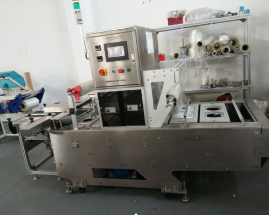 Double Row Cup Sealing Machine CCP-FK1840