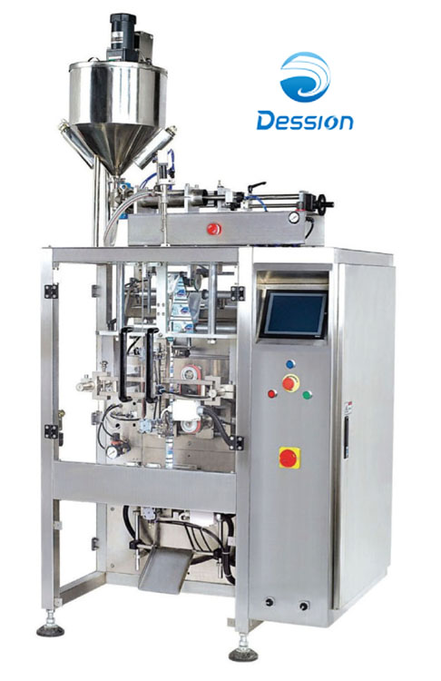 DS-520LY Back Sealing Liquid Packing Machine