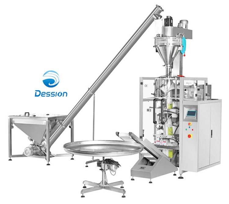 DS-720DZ Back Sealing Auto Powder Packaging Machine