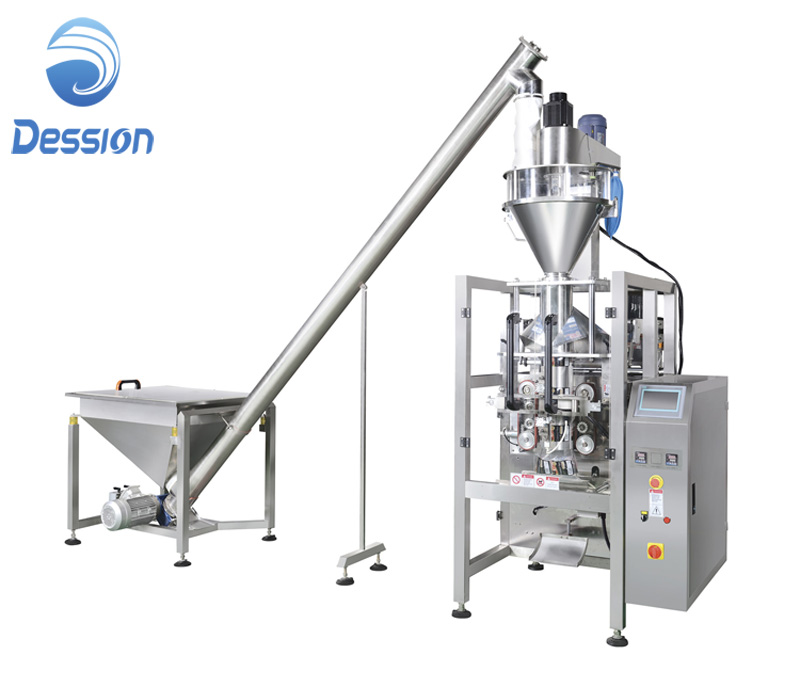 DS-420DZ Back Sealing Auto Powder Packaging Machine