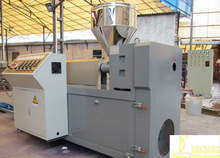 high out-put good guality Plastic sealing strip extruder for sale in JINGDONG