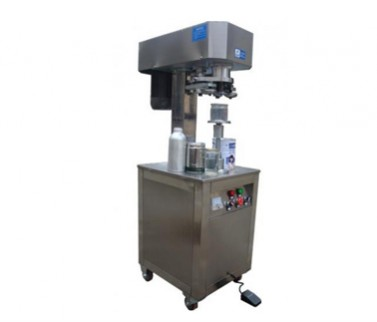 plastic bottle cap lining machine