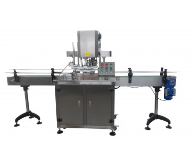 Single-diameter full-automatic can sealing machine