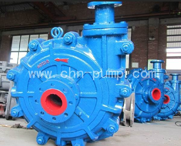 ZGB(P) slurry pump