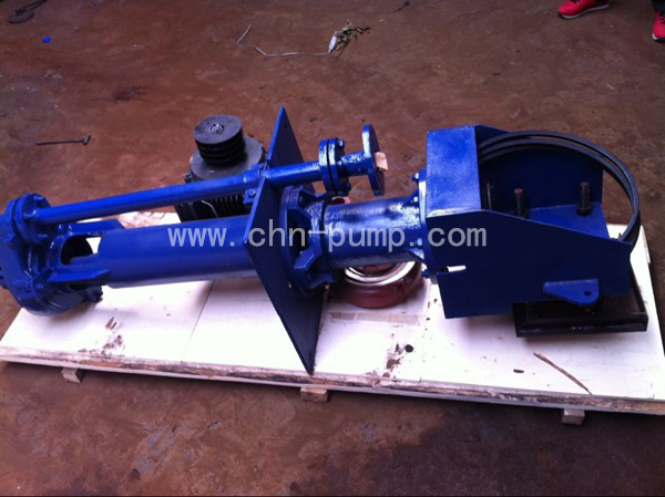 SP SPR submerged slurry pump