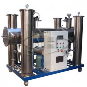 JFCY Euipo de eliminación de aceite en agua tipo de coalescencia y separación