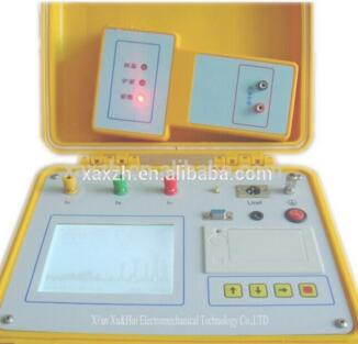 Wireless Series zinc oxide arrester tester charged