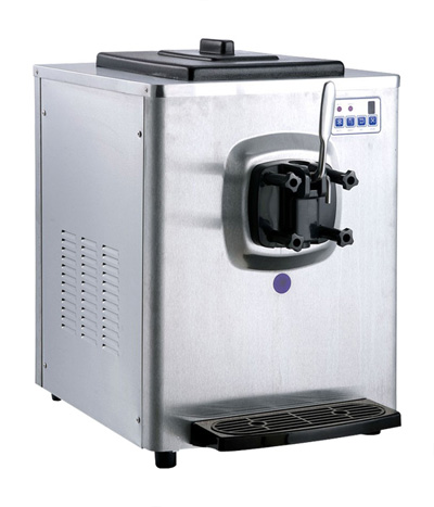 Soft serve ice cream machine ICM-5A