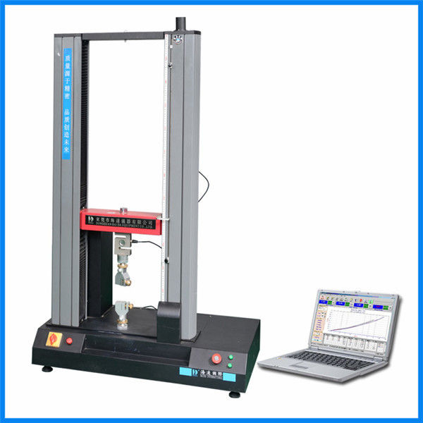 Double Column 20KN Servo Computer Tensile Testing Machines / Universal testing machine