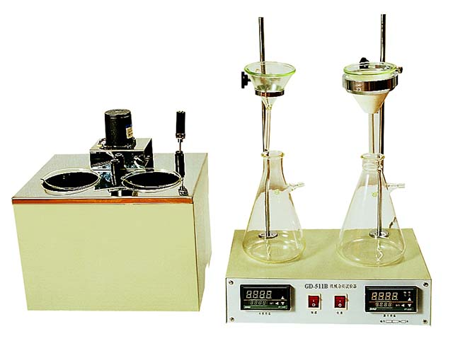 GD-511B Mechanical Impurity Tester (Weight method)