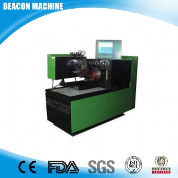 BCS815 electronic fuel delivery measuring system test bench
