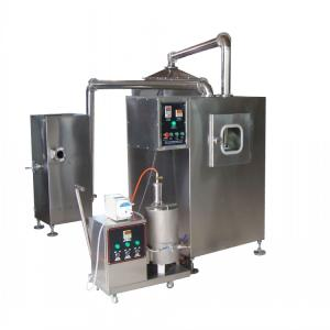 Enclosed Sugar Coating Machine