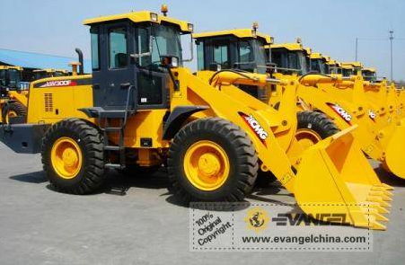 LW300F Wheel Loader