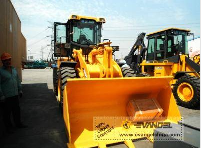 LW400K Wheel Loader