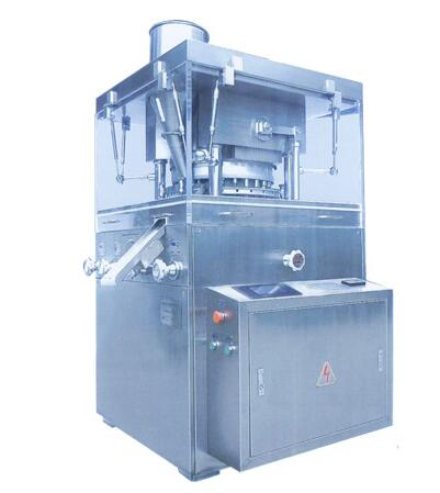 ZP33F 35F 37F High speed rotary tablet press