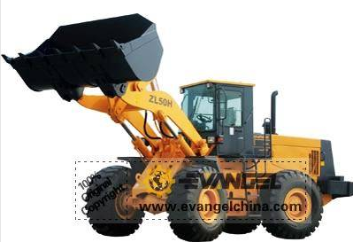 ZL50H Wheel Loader