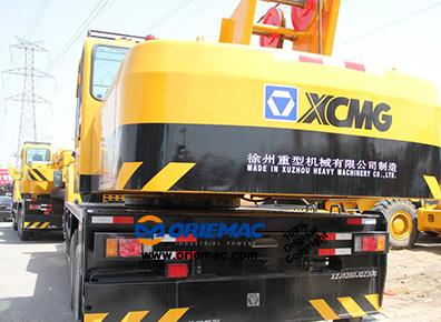 20ton Truck Crane QY20G.5