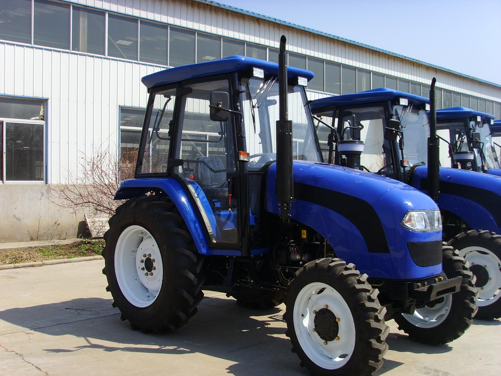 80HP 2WD/4WD tractor