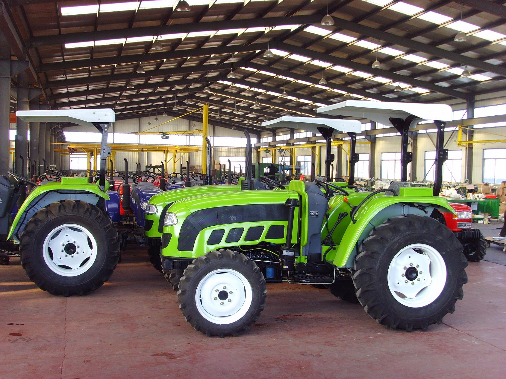 50HP 2WD/4WD tractor