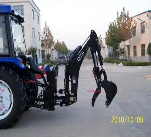 Backhoe GX series