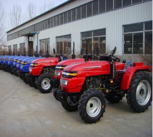25-40h 2wd tractors