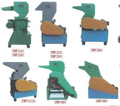plastic crusher/pulverizer/shredder/