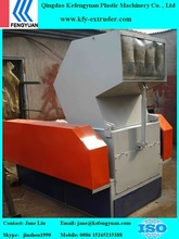 Plastic profile/pipe crushing machine