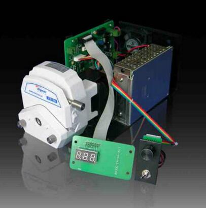 BS600-1A-1 speed adjustable stepper motor OEM peristaltic pump