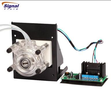 S600-1B+BZ15 speed adjustable stepper motor OEM medium flow peristaltic pump