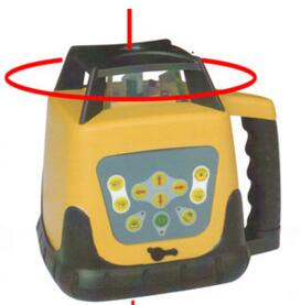 SR40 简单实用激光扫平仪