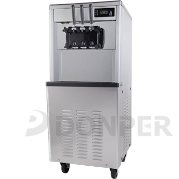 Soft serve machine D625