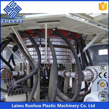 3 layer greenhouse film blowing machine