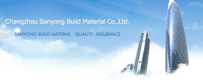Changzhou Sanyong Building Material Co., Ltd.
